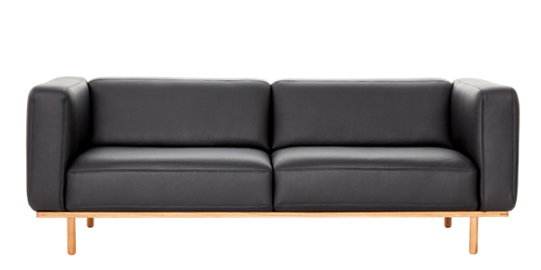 A1 Andersen Couch and Pouf